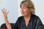 Prof. Dr. Andrea Römmele  | Foto: Landesfreiwilligenagentur Berlin / Gregor Baumann