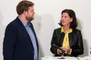 Carola Schaaf-Derichs und Henning Baden