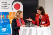 Dr. Azra Dzajic-Weber und Carola Schaaf-Derichs